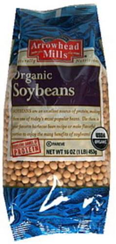 Arrowhead Mills Soybeans Organic