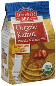Arrowhead Mills Pancake & Waffle Mix Organic Kamut