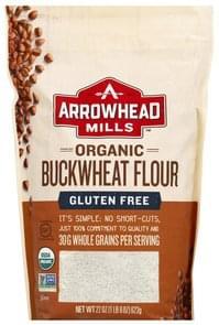 Arrowhead Mills Buckwheat Flour Gluten Free, Organic