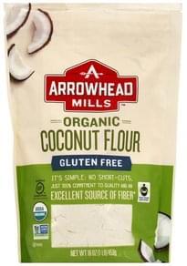 Arrowhead Mills Coconut Flour Gluten Free, Organic