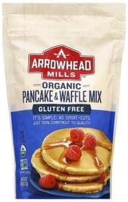 Arrowhead Mills Pancake & Waffle Mix Organic, Gluten Free