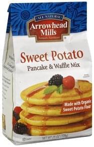 Arrowhead Mills Pancake & Waffle Mix Sweet Potato