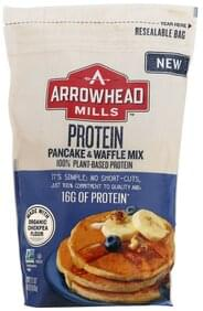 Arrowhead Mills Pancake & Waffle Mix Protein