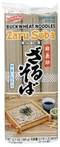 Shirakiku Buckwheat Noodles with Yam, Japanese Style