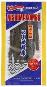 Shirakiku Dried Kelp