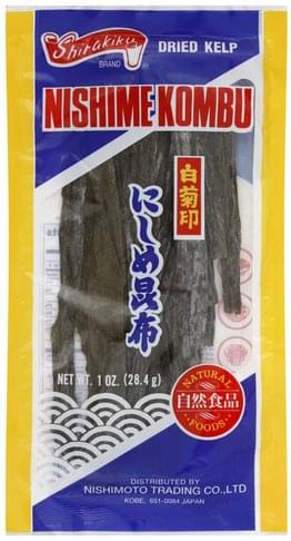 Shirakiku Dried Kelp - 1 oz