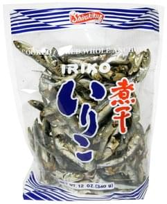 Shirakiku Cooked/Dried Whole Anchovy