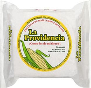 la Providencia Corn Tortillas Corn