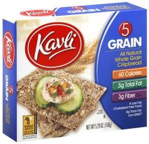 Kavli Crispbread 5 Grain