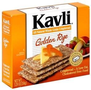 Kavli Crispbread Golden Rye