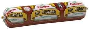 Cacique Chorizo Soy