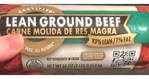 Cargill Lean Ground Beef