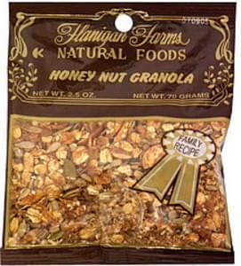 Flanigan Farms Honey Nut Granola
