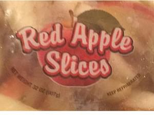 Country Fresh Red Apple Slices