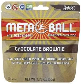 Meta Ball Chocolate Brownie