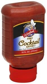 Woebers Cocktail Sauce Fiery