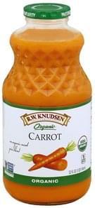Rw Knudsen Juice Blend Organic, Carrot
