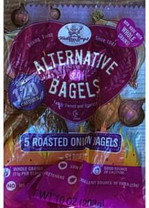 Western Bagel Roasted Onion Bagels
