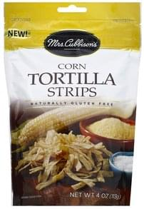Mrs Cubbisons Tortilla Strips Corn