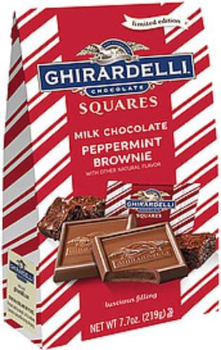 Ghirardelli Chocolate Peppermint