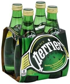 Perrier Sparkling Water Natural Mineral