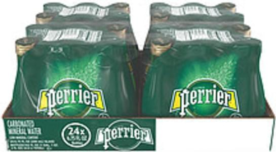 Perrier Perrier Carbonated Mineral Water Carbonated Mineral