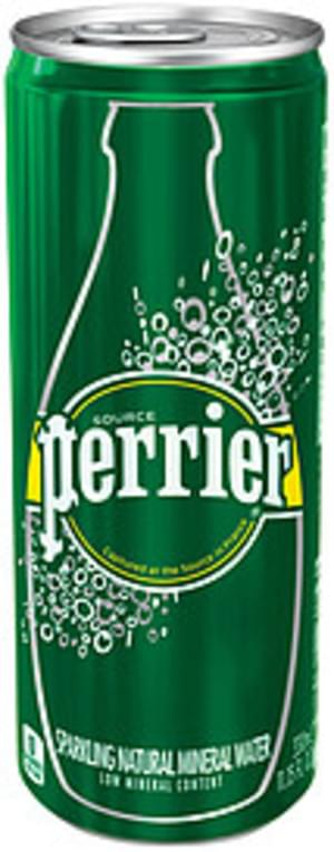 Perrier Sparkling Natural Mineral Water - 11.15 oz