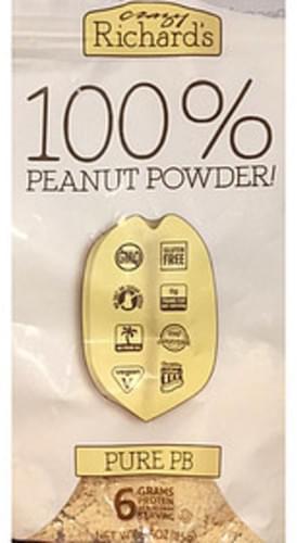 Crazy Richard's Peanut Butter - 12 g