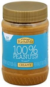 Crazy Richards Peanut Butter Creamy