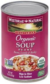 Westbrae Natural Soup Beans