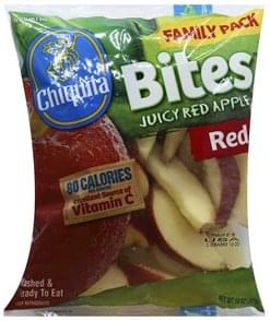 Chiquita Apple Juicy Red, Family Pack
