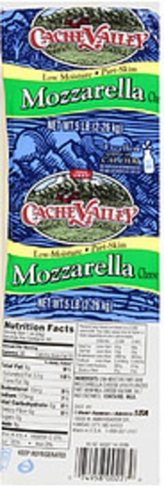 Cache Valley Cheese Mozzarella