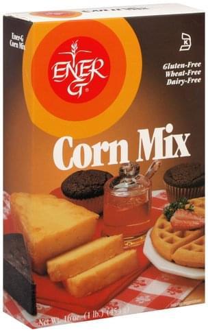 EnerG Corn Mix - 16 oz