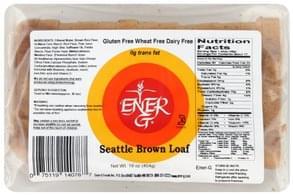 EnerG Seattle Brown Loaf