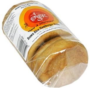 EnerG Brown Rice Hamburger Buns