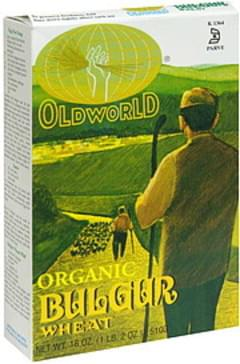 Old World Bulgur Wheat Organic