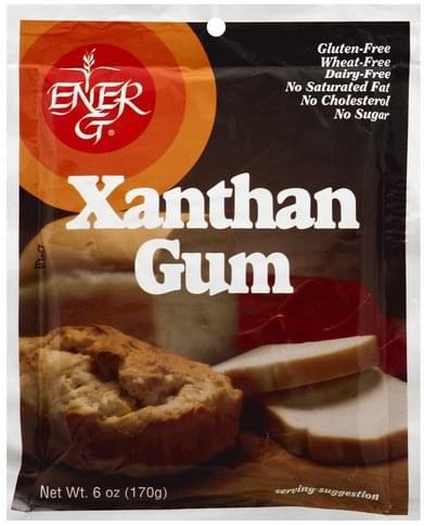 EnerG Xanthan Gum - 6 oz
