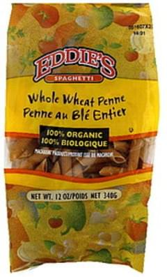 Eddies Penne Whole Wheat