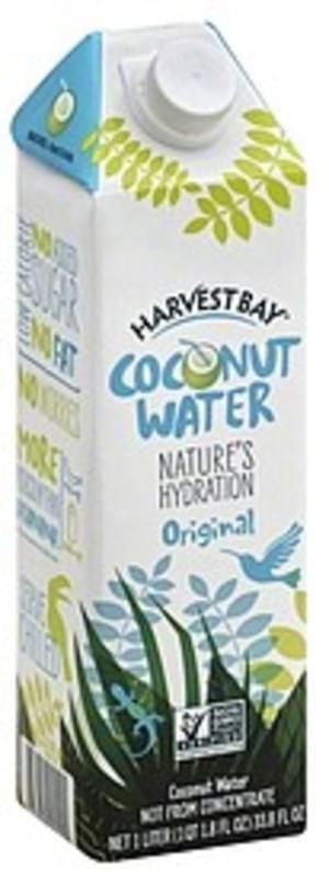 Harvest Bay Original Coconut Water - 33.8 oz