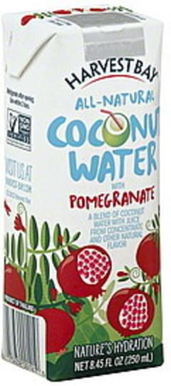 Harvest Bay Coconut Water with Pomegranate