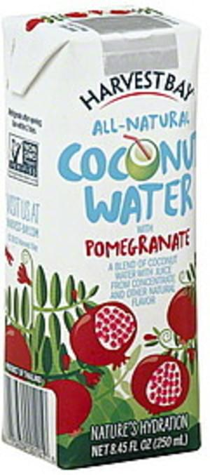 Harvest Bay with Pomegranate Coconut Water - 8.45 oz