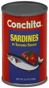 Conchita Sardines in Tomato Sauce