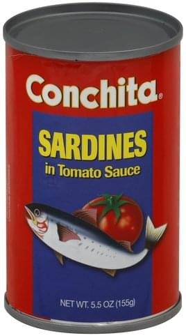 Conchita in Tomato Sauce Sardines - 5.5 oz
