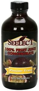 Seelect 100% Fruit Juice Concentrate Passion Fruit