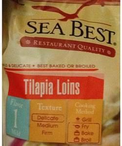 Sea Best Tilapia Loins