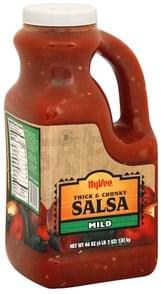 Hy Vee Salsa Thick & Chunky, Mild