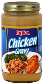 Hy Vee Gravy Chicken