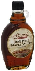 Hy Vee Maple Syrup 100% Pure