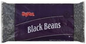 Hy Vee Black Beans