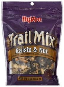 Hy Vee Trail Mix Raisin & Nut